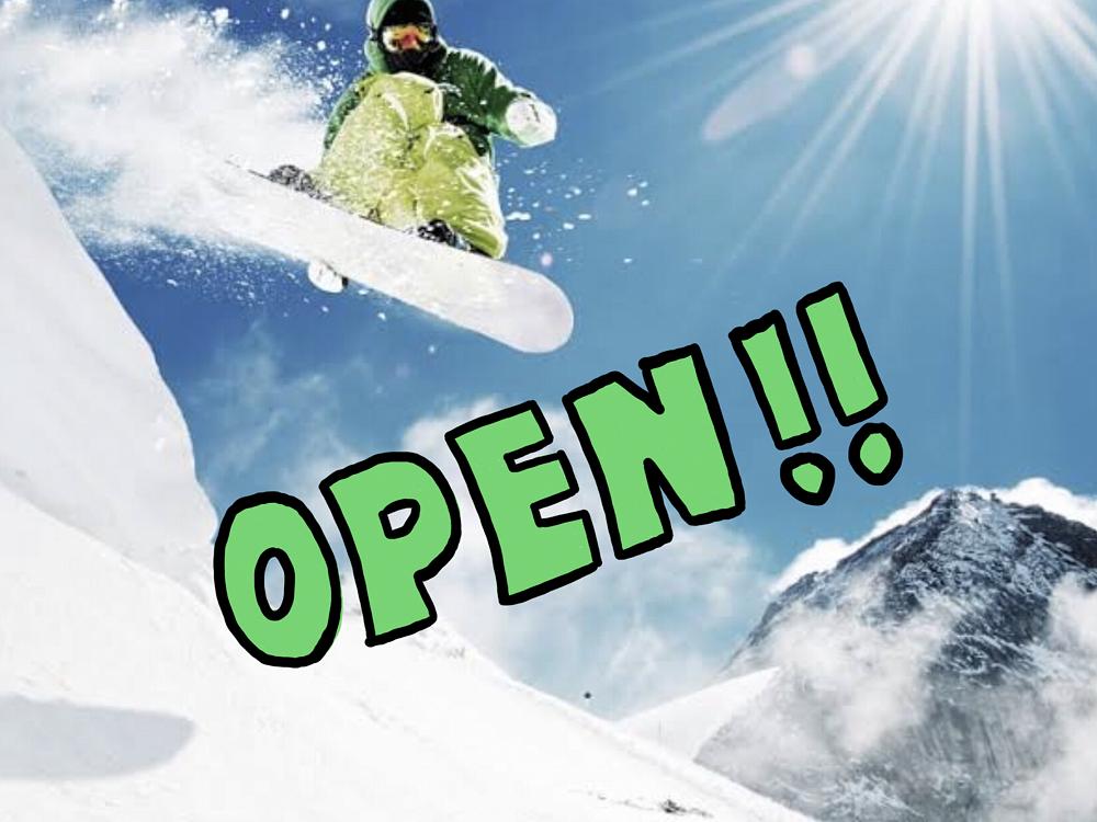 Ski Trip is ON
