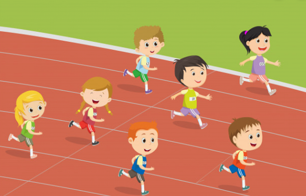 Year 4-8 Athletics Day is ON