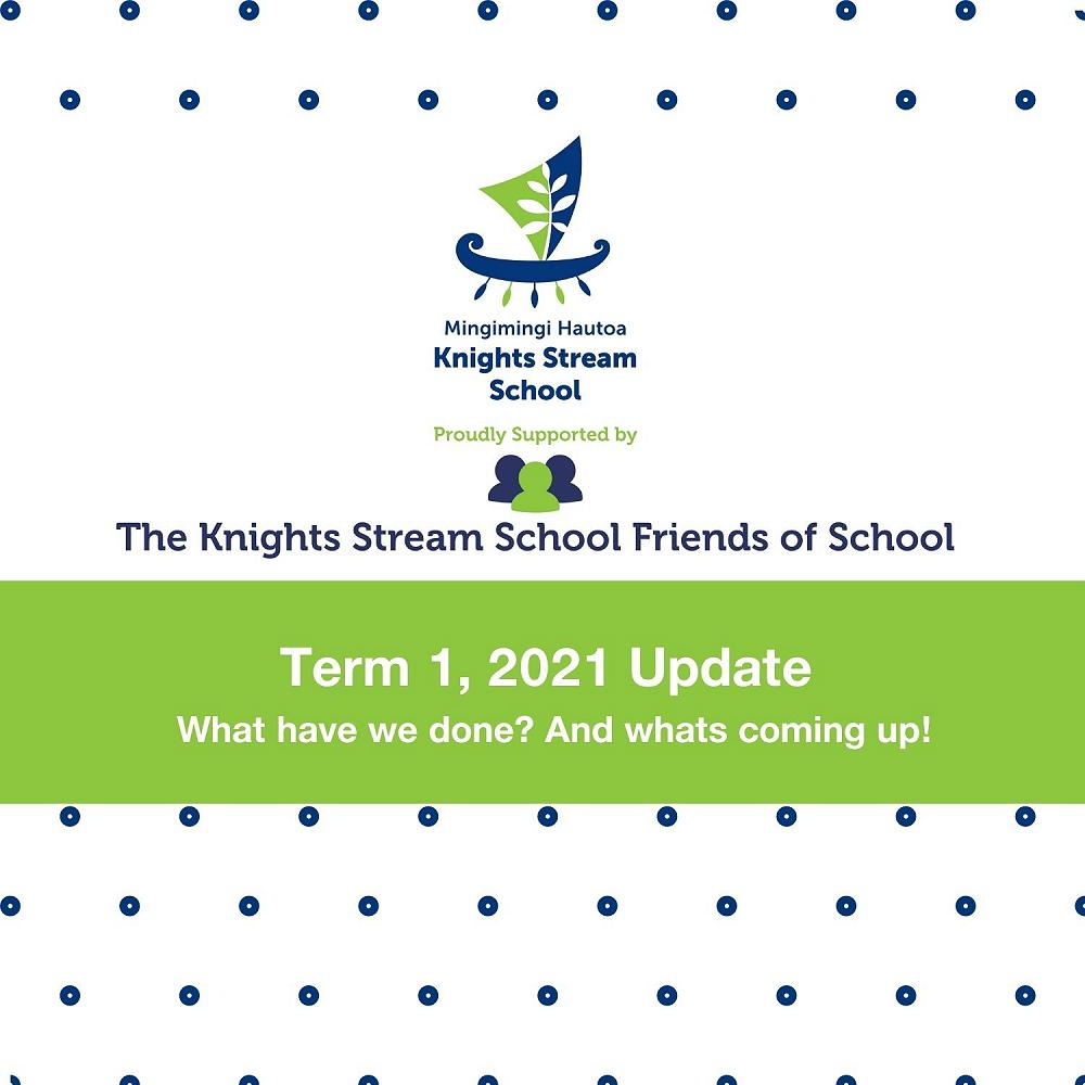 Friends of School Update